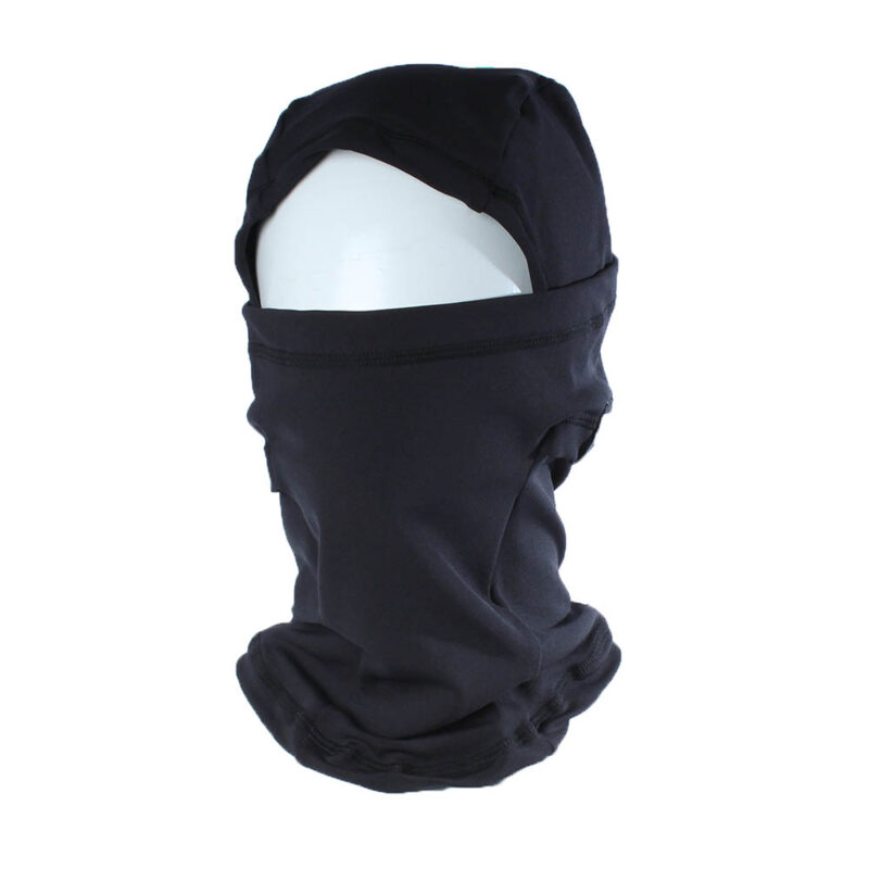 Balaclava fit black