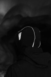 balaclava hooded adapt proof black