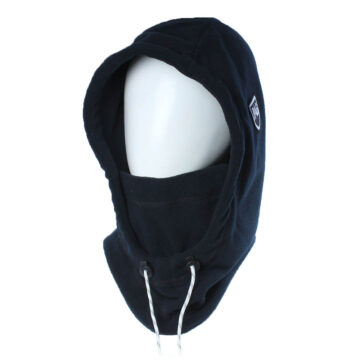 Cagoule Hooded noir