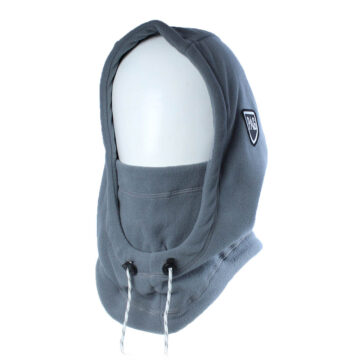 Cagoule Hooded gris