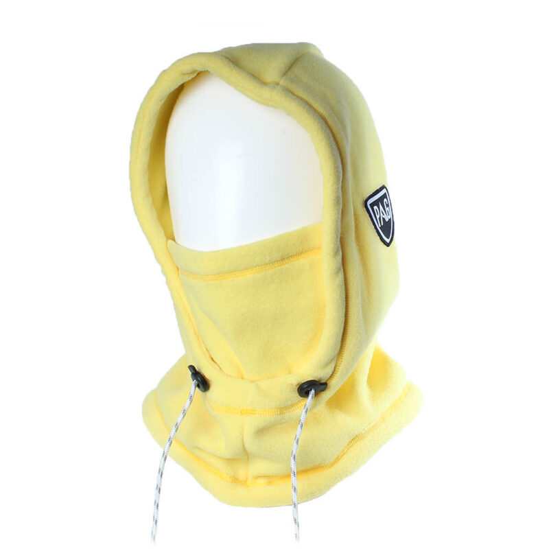 Cagoule Hooded jaune