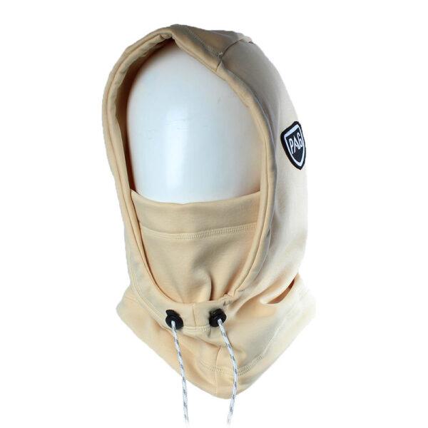 cagoule hooded beige