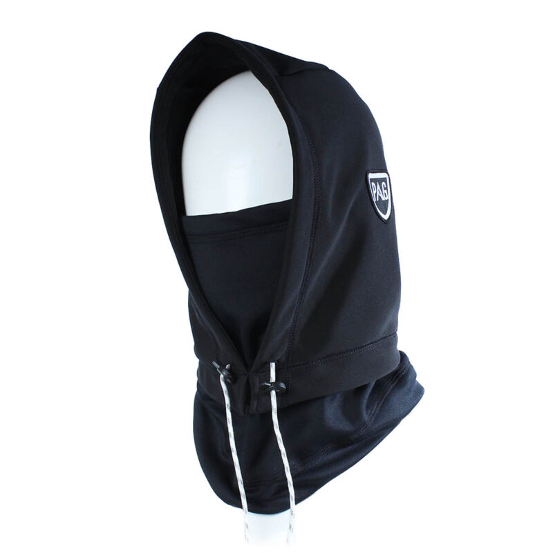 Cagoule Hooded Adapt noir déperlant