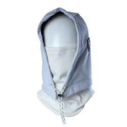 Cagoule Hooded Adapt proof blanc