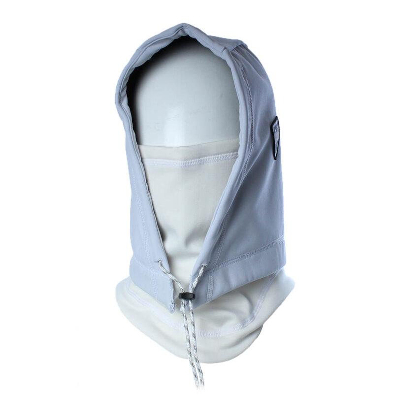balaclava Hooded Adapt proof white