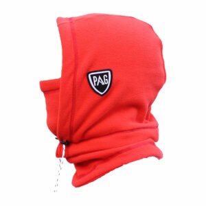 Cagoule Hooded Adapt Rouge