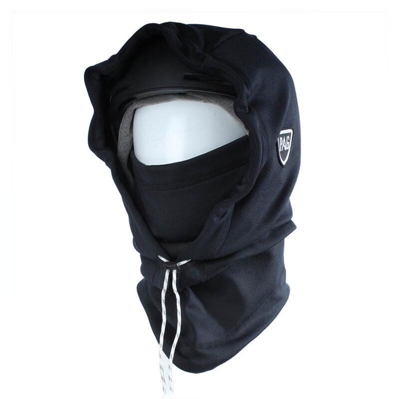 Cagoule Hooded Adapt XL noir déperlant