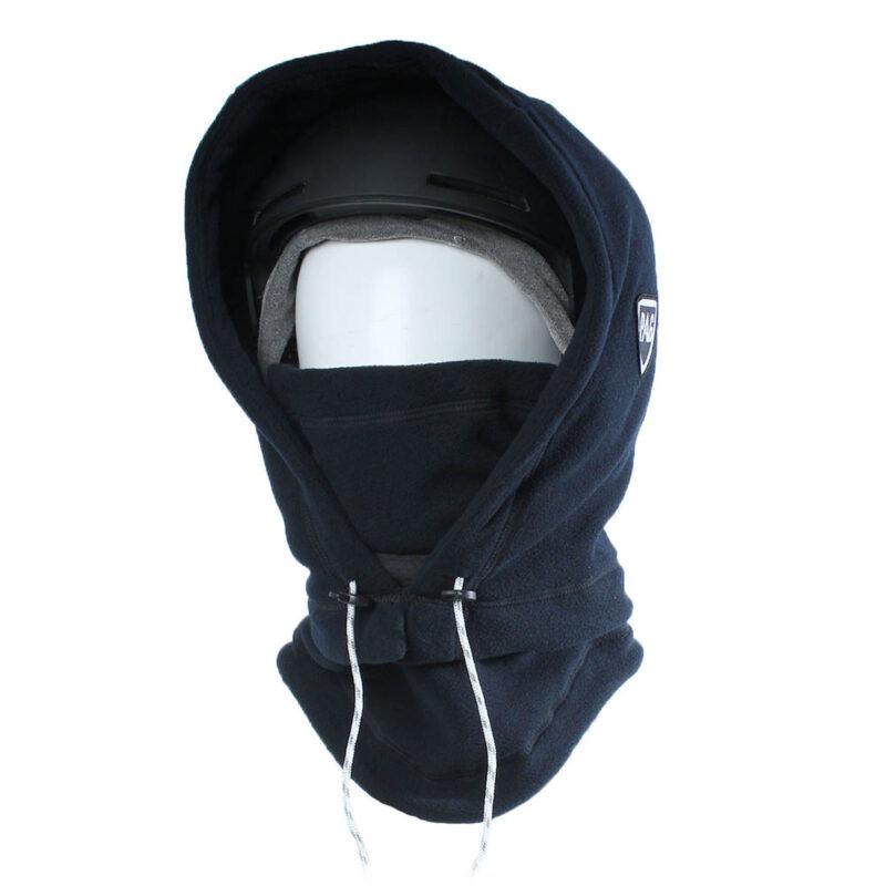 balaclava Hooded Adapt XL black