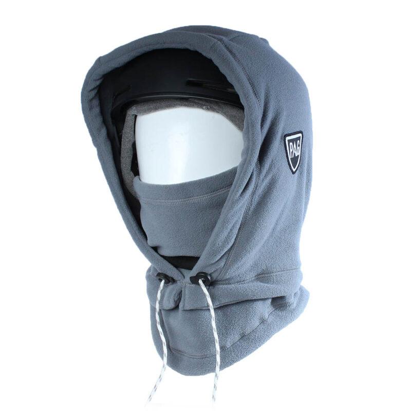 balaclava Hooded Adapt XL grey