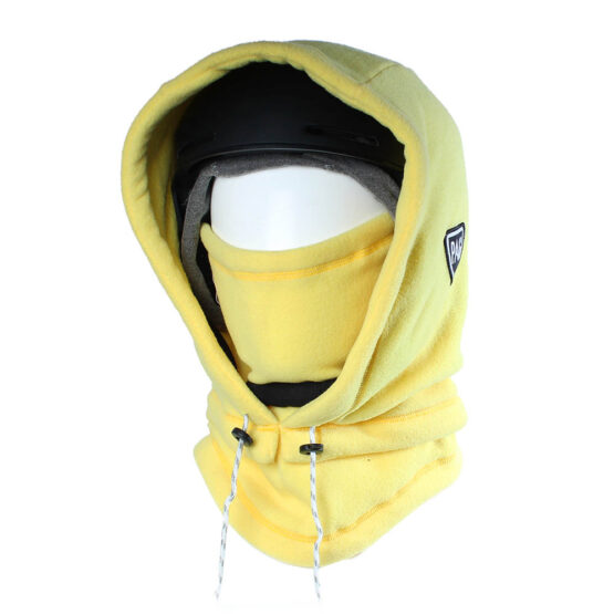 Cagoule Hooded Adapt XL jaune