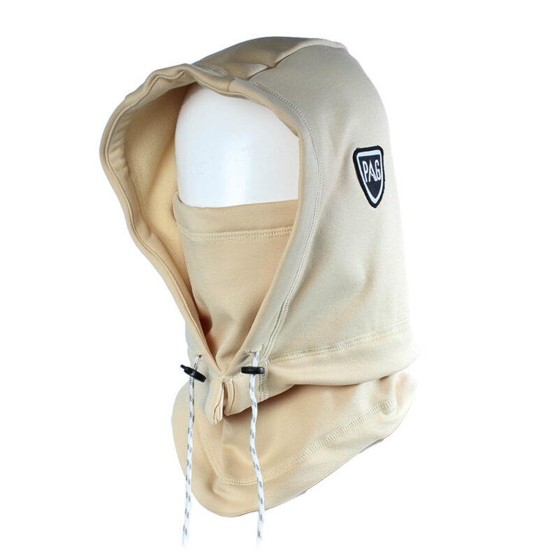 balaclava hooded adapt beige