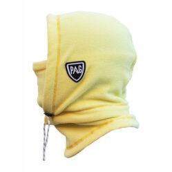 Cagoule Hooded Adapt jaune