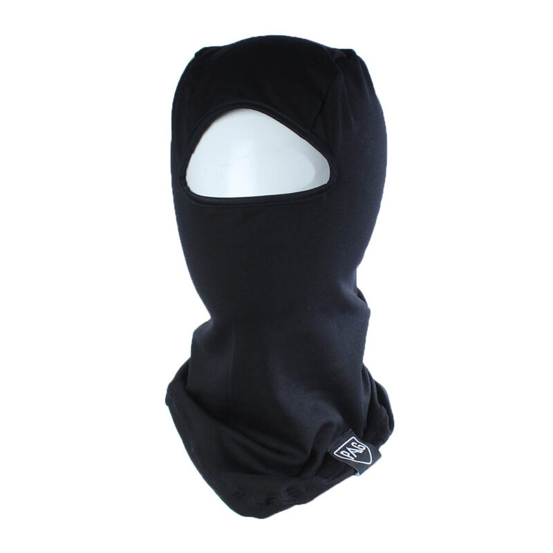 balaclava Headfirst black